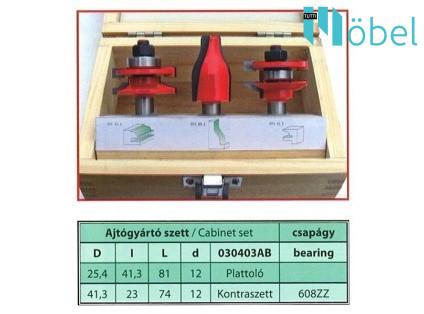 Ajtógyártó szett 2 (030403AB)