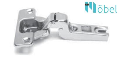 FGV MS Slide-On 110° kivetőpánt talp nélkül- közézáródó