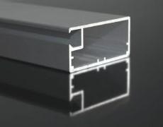 VIVARO alumíniumkeretes ajtófront - alumínium
