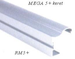 Keret EURO 5+ /MEGA5+/ - alumínium