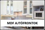 MDF Ajtófrontok